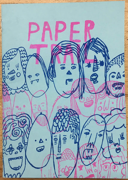 Paper Trail by David Wischer