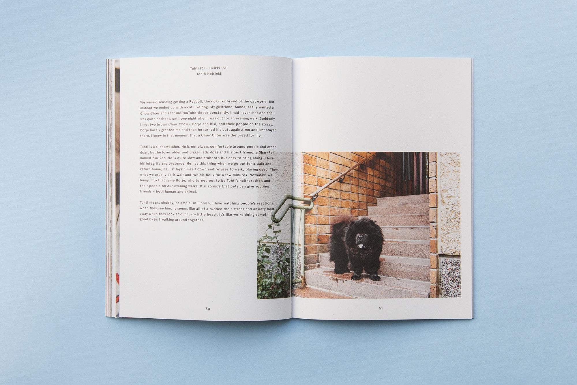 Pet People Issue 4 - The Library Project
