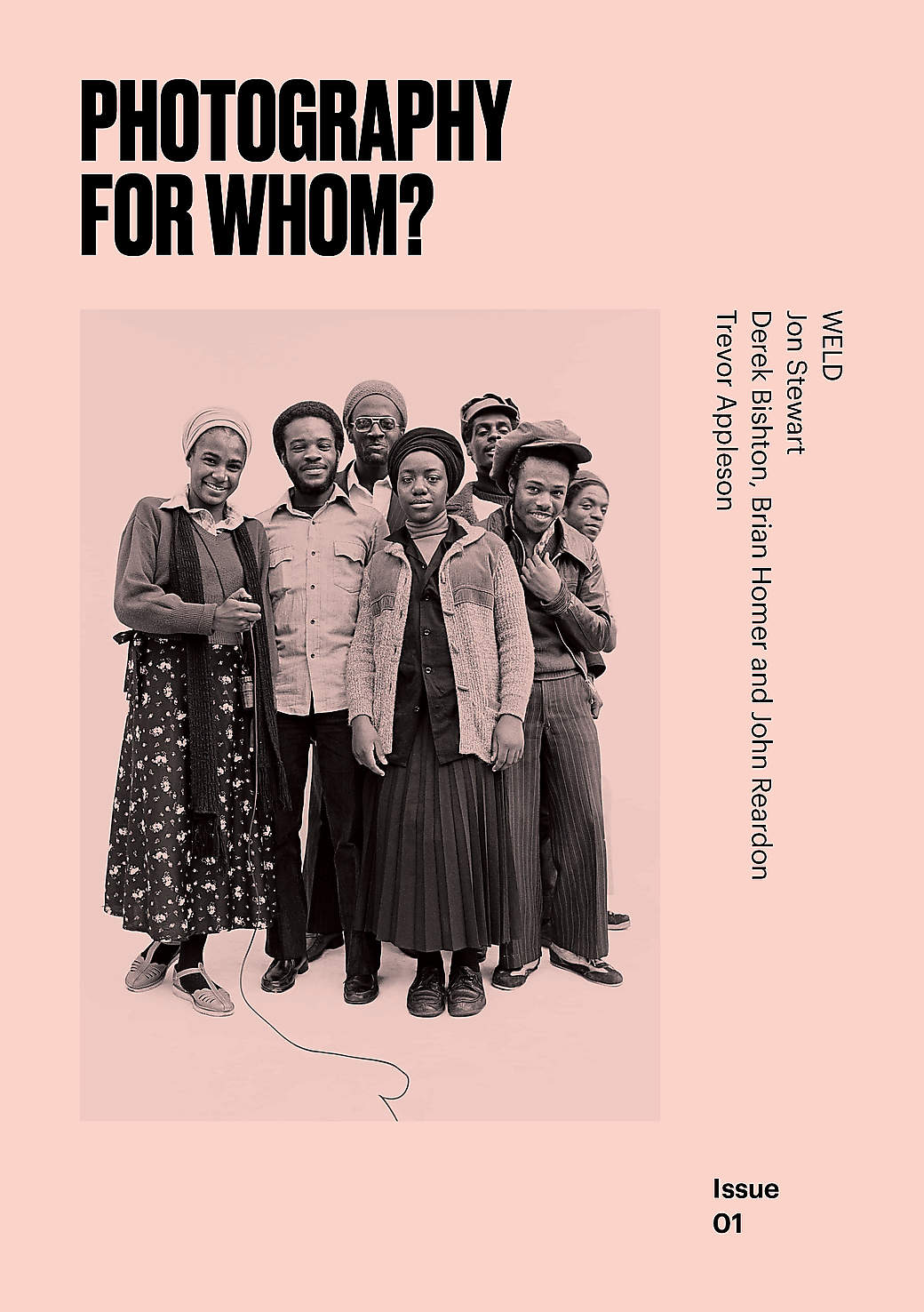 Photography for Whom: Issue 1 - The Library Project