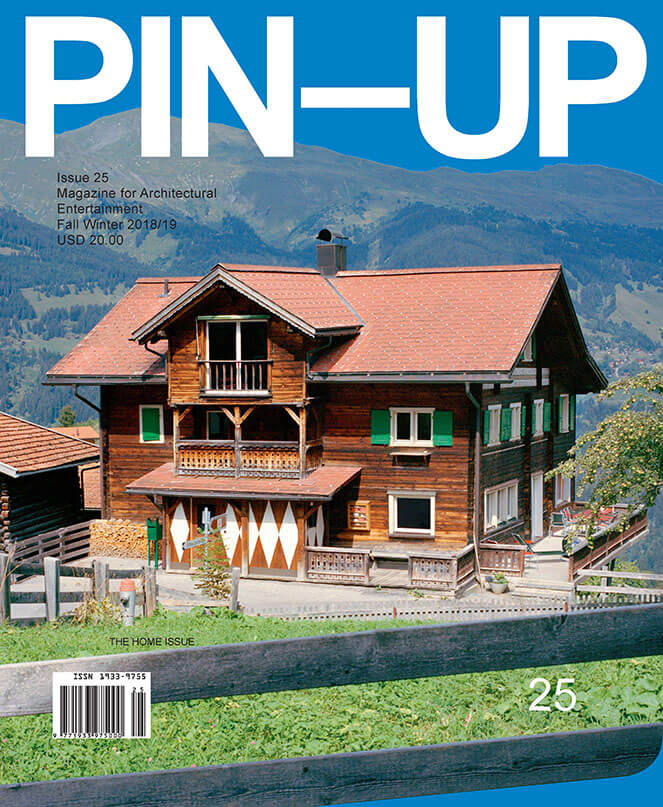 Pin-Up, Issue 25