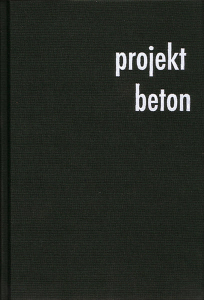 Projekt Beton, Eriz Moreno Aranguren - The Library Project
