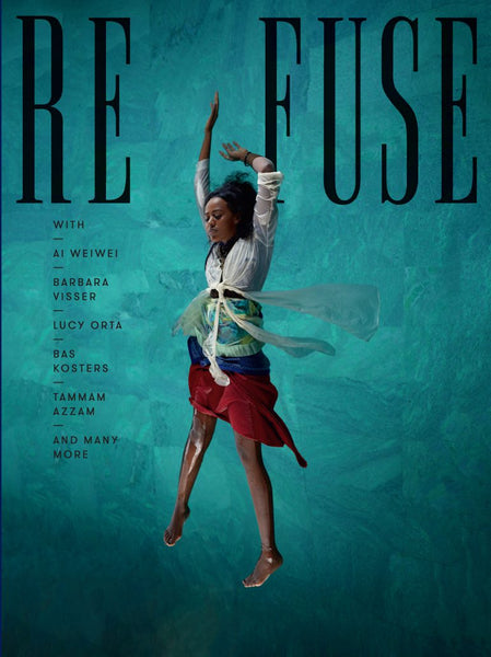 Re Fuse Magazine - The Library Project