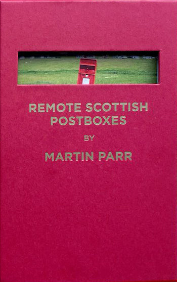 Remote Scottish Postboxes (Postcards), Martin Parr - The Library Project