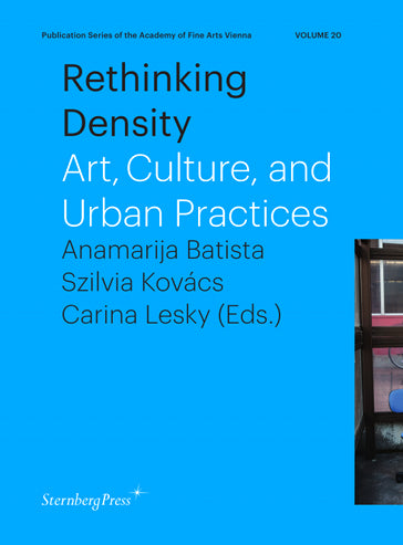 Rethinking Density: Art, Culture, and Urban Practices - The Library Project