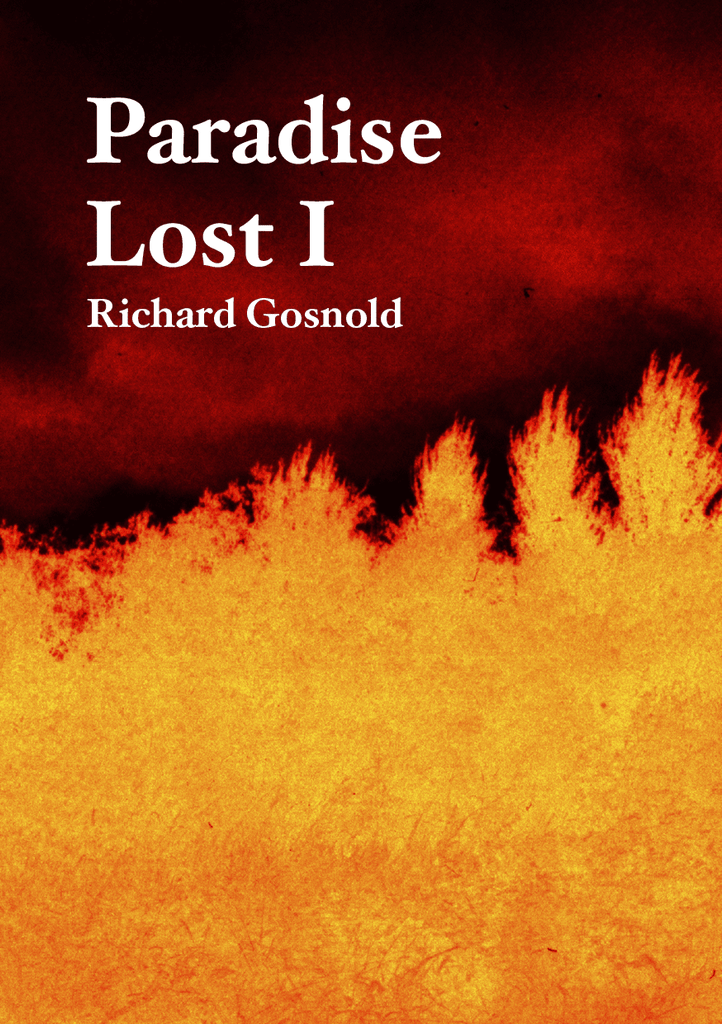 Paradise Lost I, Richard Gosnold