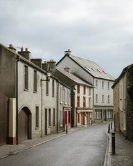 Irish Town, Ruth Connolly (Unframed) - The Library Project