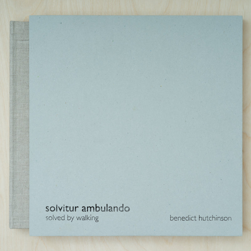 Solvitur Ambulando, Benedict Hutchinson - The Library Project
