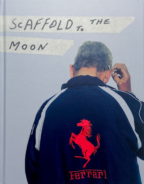 Scaffold to the Moon, Huw Alden Davies