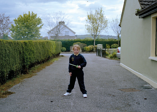 Sam Conlon, 100 Views of Contemporary Ireland - The Library Project