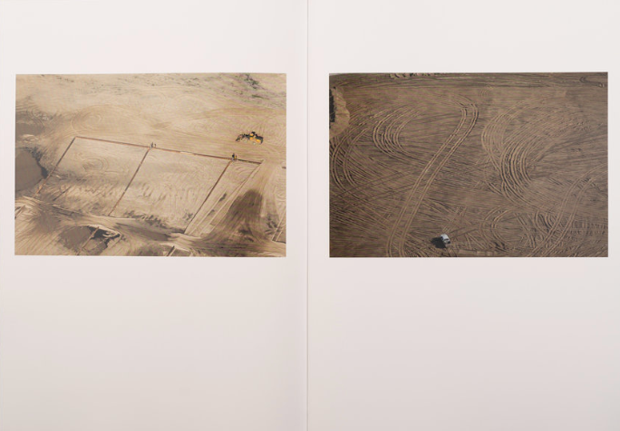 Oil Sands, Alan Gignoux - The Library Project