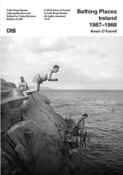 Bathing Places Ireland 1987-1988, Kevin O'Farrell - The Library Project