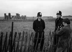 Stonehenge 1970s Counterculture, Homer Sykes - The Library Project