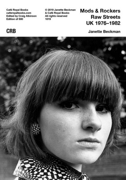 Mods & Rockers Raw Streets UK 1976–1982, Janette Beckman - The Library Project