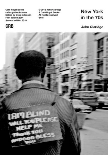 New York in the 70s, John Claridge - The Library Project
