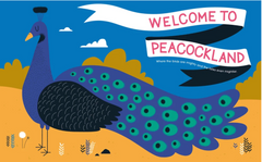 Anorak Issue 50: Peacocks - The Library Project
