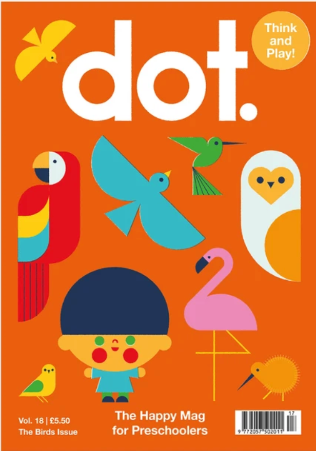 DOT Issue 18: Birds - The Library Project