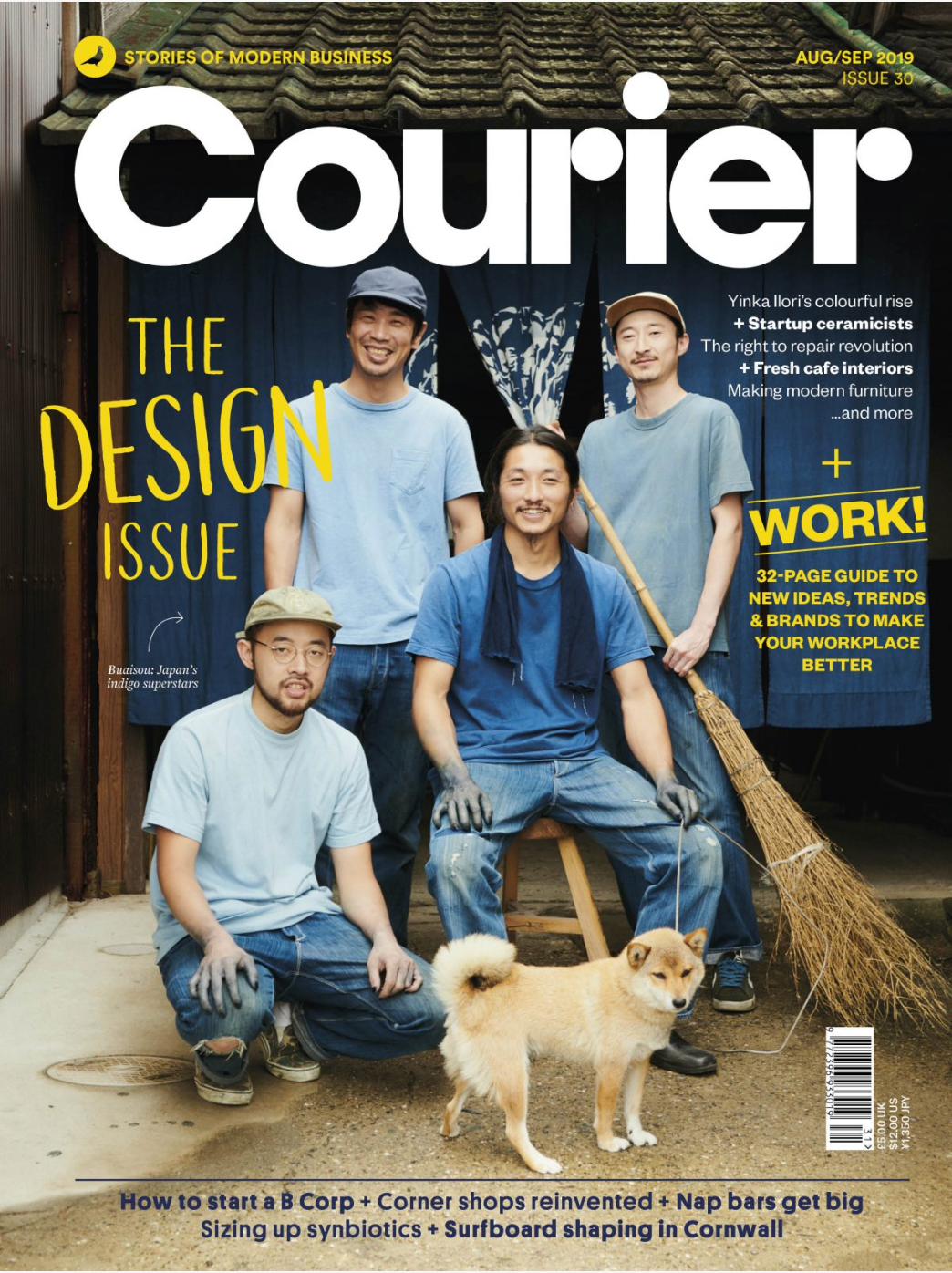 Courier Magazine, Issue 30 - The Library Project