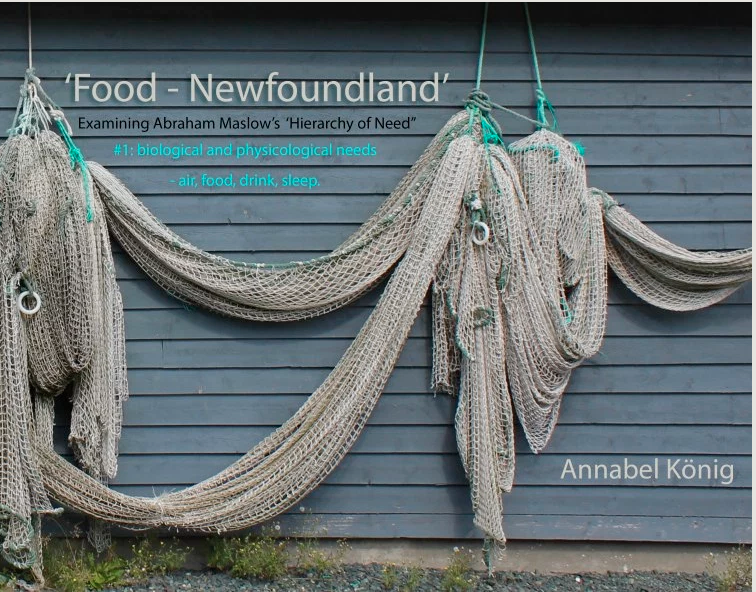 Food - Newfoundland, Annabel Konig - The Library Project