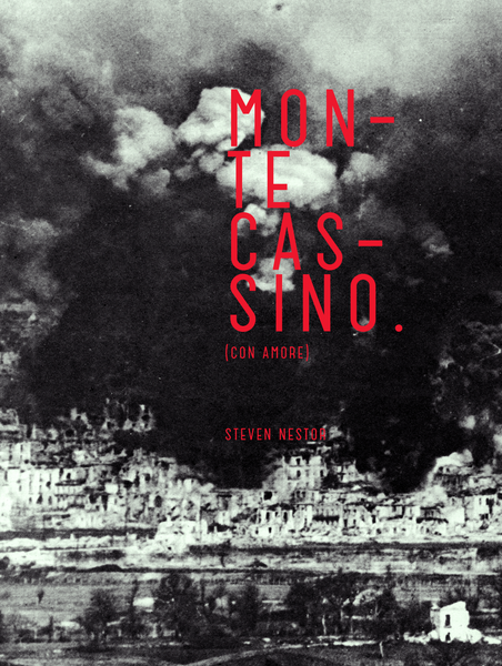Monte Cassino (Con Amore) , Steven Nestor (Limited Edition) - The Library Project