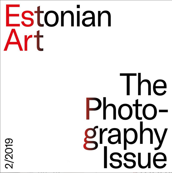 Estonian Art: The Photography Issue
