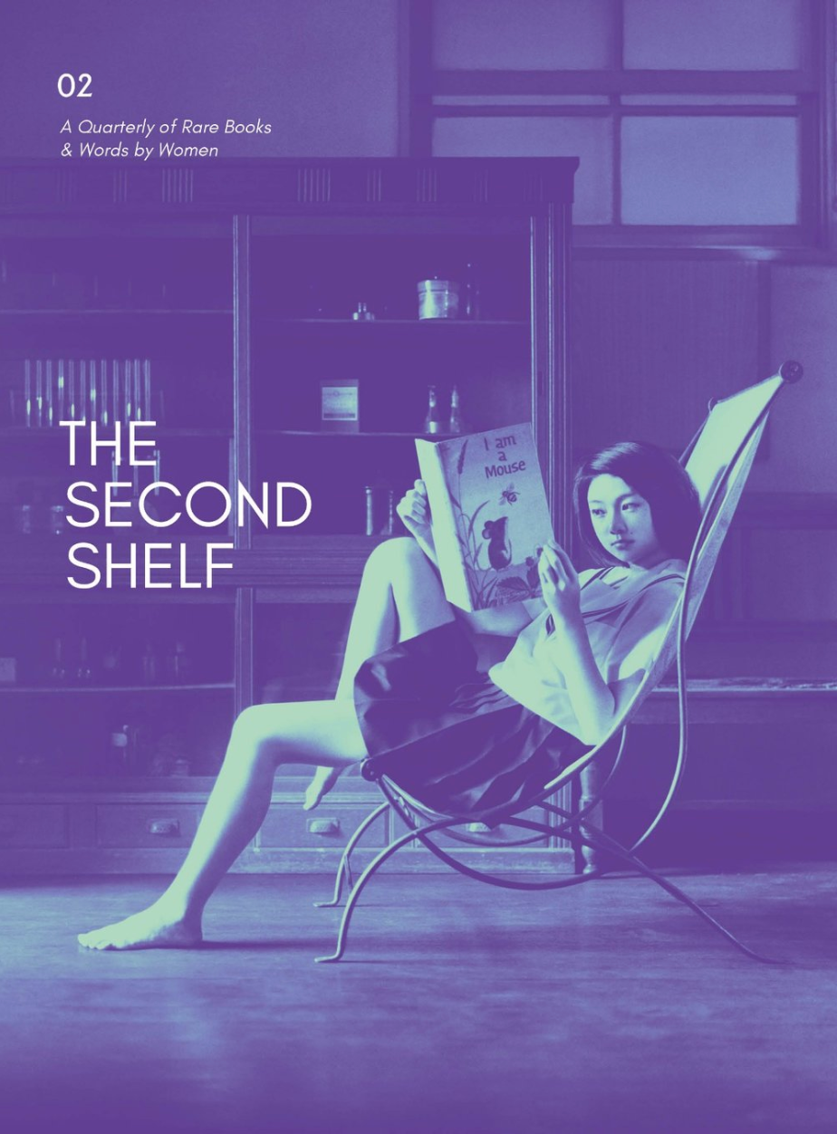 The Second Shelf Issue 2 - The Library Project