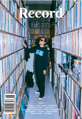 Record Culture Issue 6 - The Library Project
