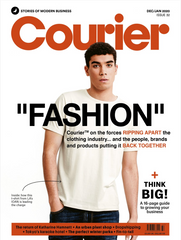 Courier Magazine, Issue 32 - The Library Project