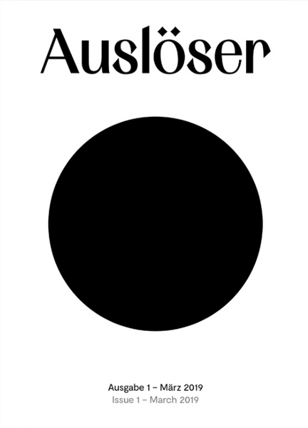 Ausloser Issue 1 - The Library Project