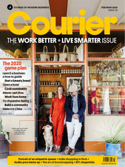 Courier Magazine, Issue 33 - The Library Project