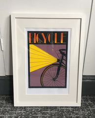 Sinaoife Andrews, Bicycle