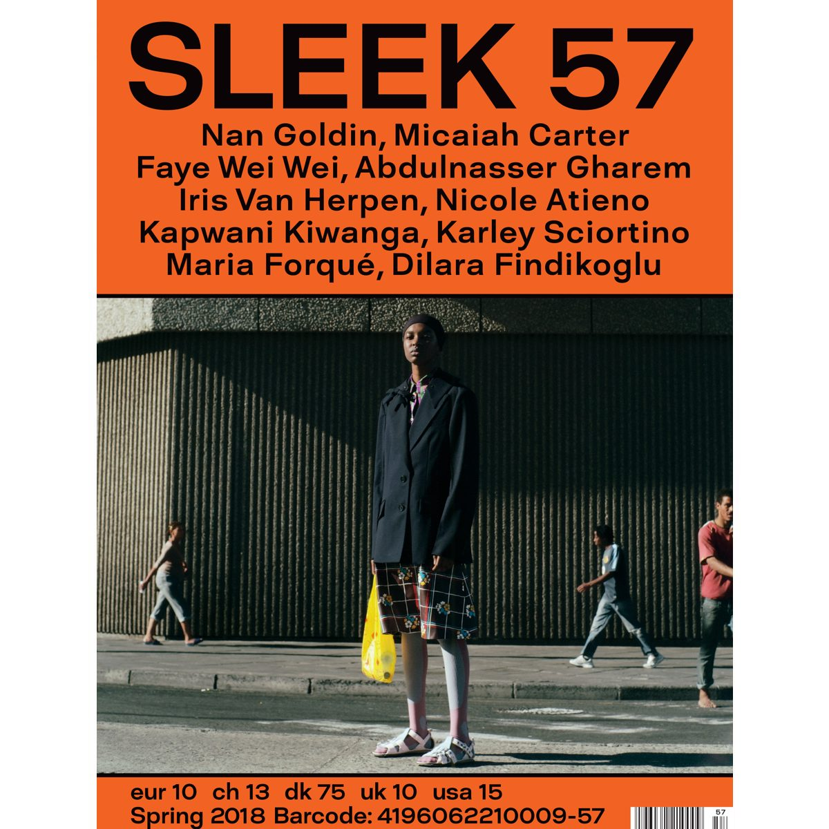 Sleek Magazine: Issue 57, Spring 2018 - The Library Project