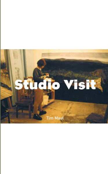 Studio Visit, Tim Maul - The Library Project