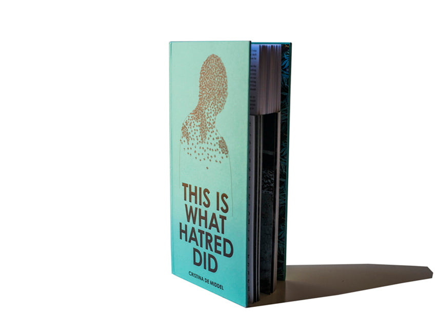This Is What Hatred Did, Cristina de Middel - The Library Project