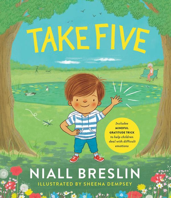 Take Five, Niall Breslin