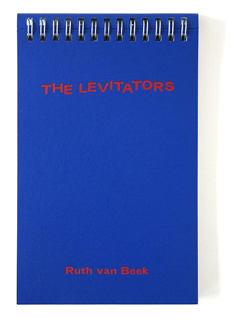 The Levitators, Ruth Van Beek - The Library Project