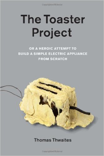 The Toaster Project, Thomas Thwaites - The Library Project