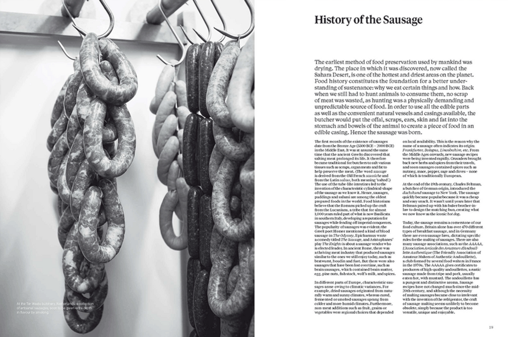 The Sausage of the Future, Carolien Niebling