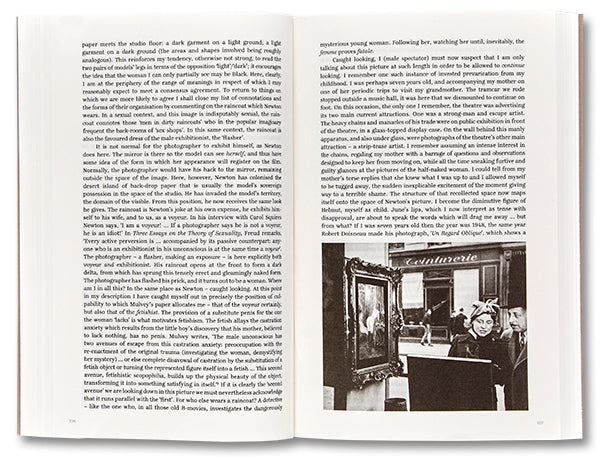 The Camera: Essence and Apparatus, Victor Burgin