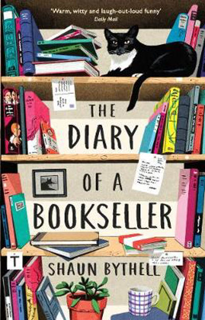 The Diary of a Bookseller, Shaun Bythell