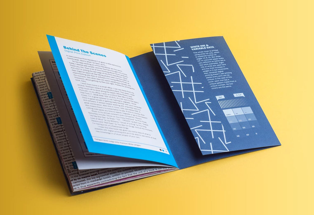 The Digital Print Handbook, Andy Brown - The Library Project