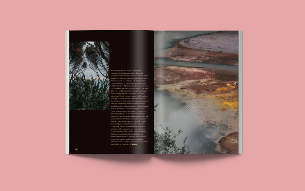 The Earth Issue 003: Manifesto