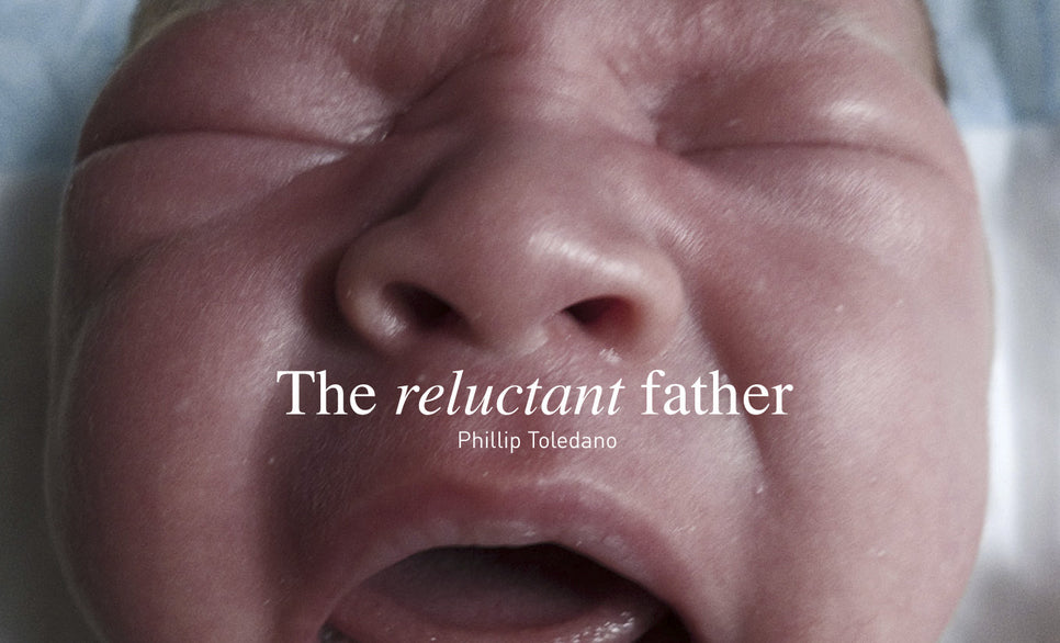 The Reluctant Father, Philip Toledano