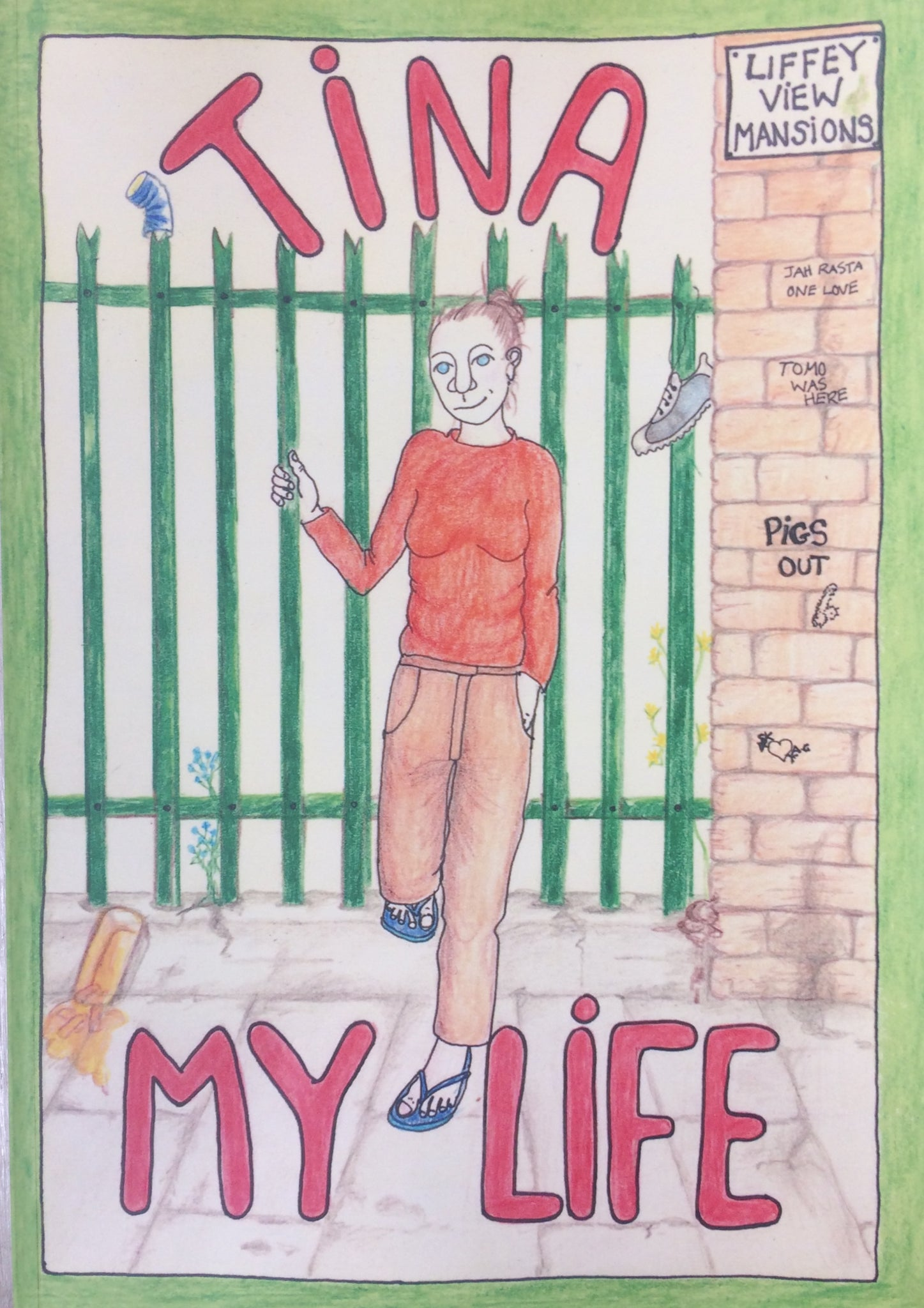 Tina - My Life, Sorcha Kelly - The Library Project