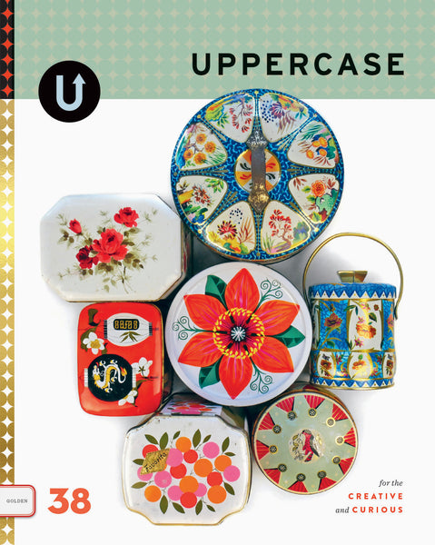 UPPERCASE Issue 38