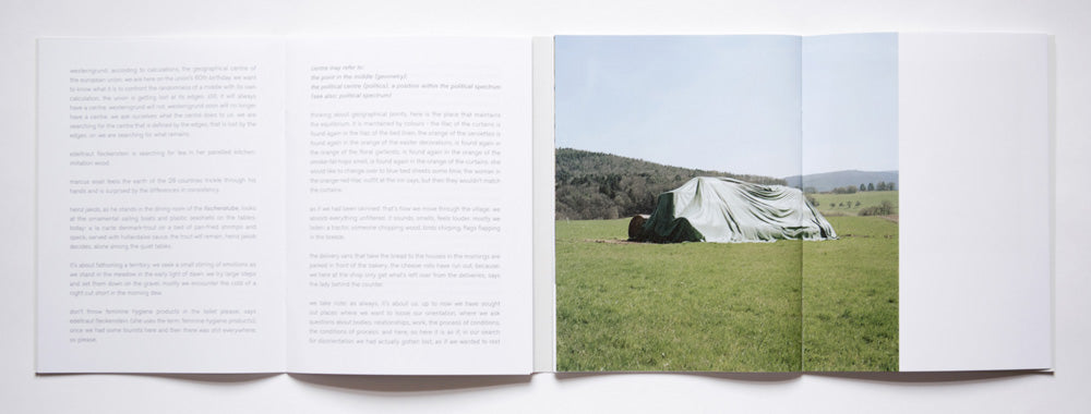 Day X / Westerngrund, Laura Braun & Marie Gamillscheg - The Library Project