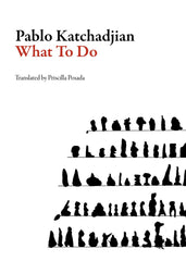 What To Do, Pablo Katchadjian