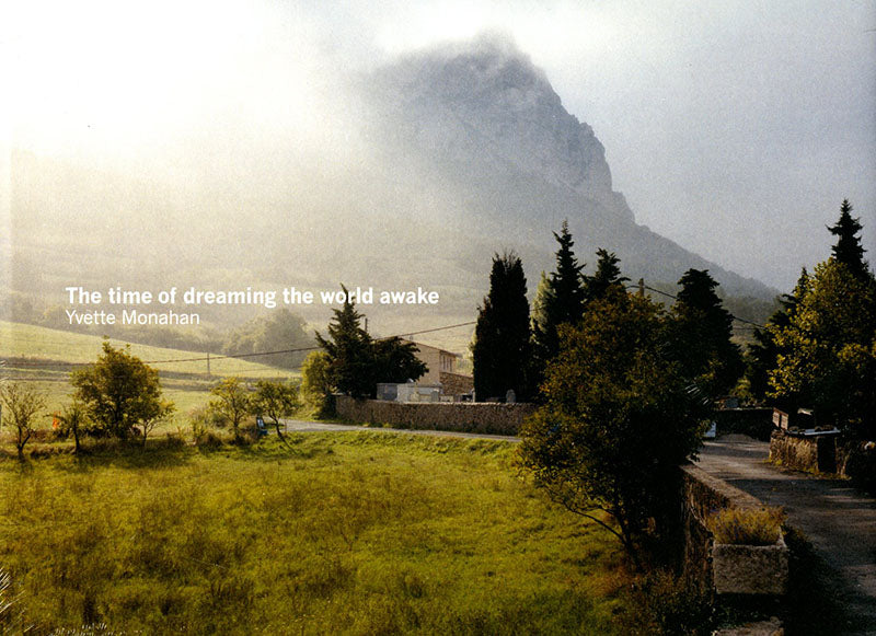 The Time of Dreaming the World Awake, Yvette Monahan - The Library Project