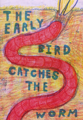 The Early Bird Catches the Worm, An Gee Chan - The Library Project
