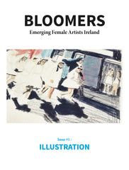Bloomers Magazine Issue 1: Illustration - The Library Project