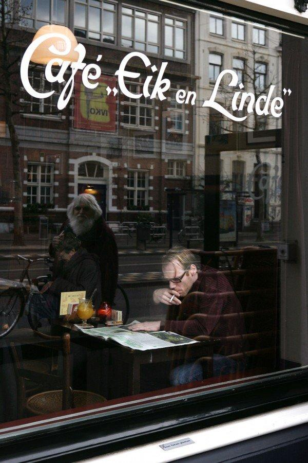 Cafe Eik En Linde, Janus van den Eijnden - The Library Project